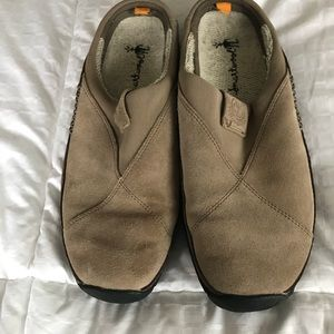 Timberland slip on loafers